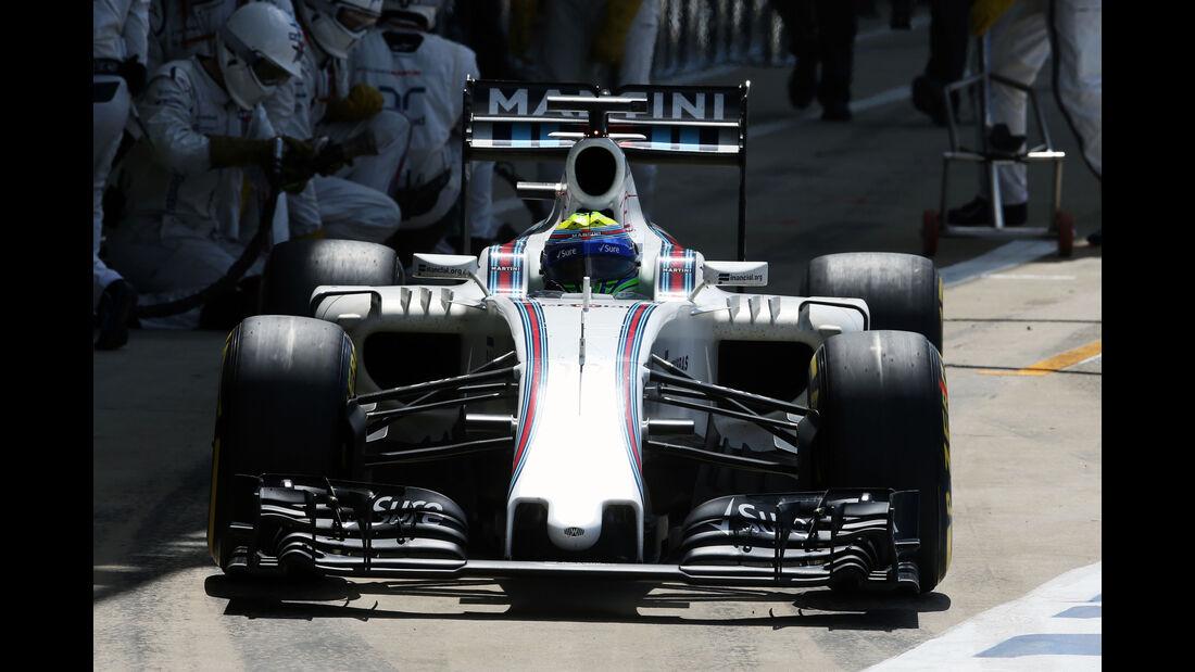 Williams - GP England - Formel 1 - 2016