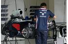 Williams - GP England - Silverstone - Do. 7. Juli 2011