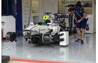 Williams -  GP England - Silverstone - Formel 1 - Freitag - 8.7.2016