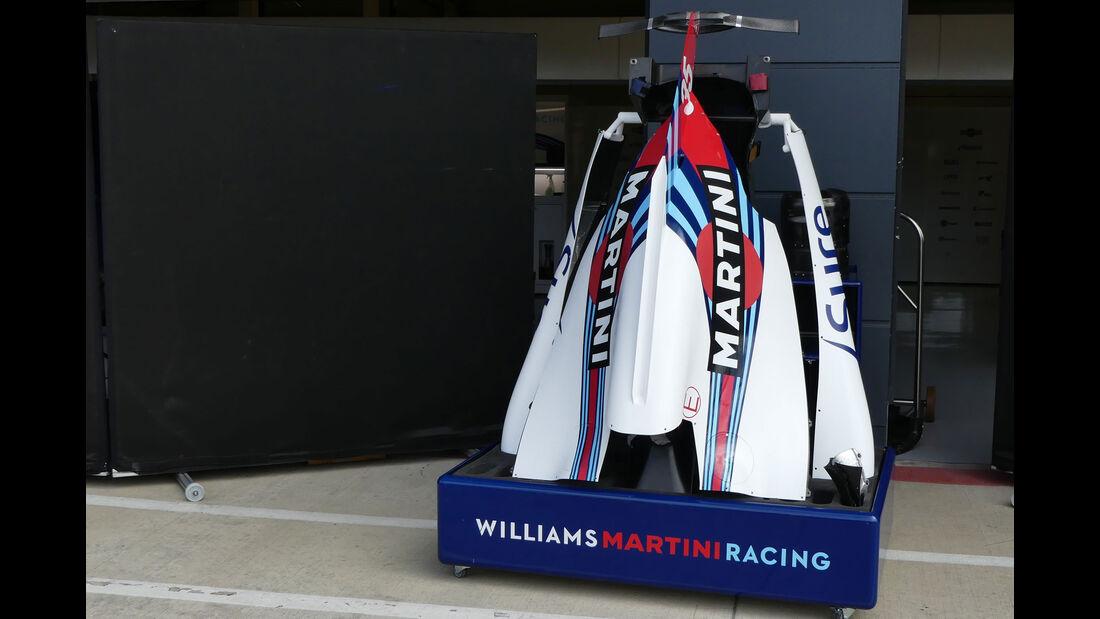 Williams - GP England - Silverstone - Formel 1 - Mittwoch - 4.7.2018