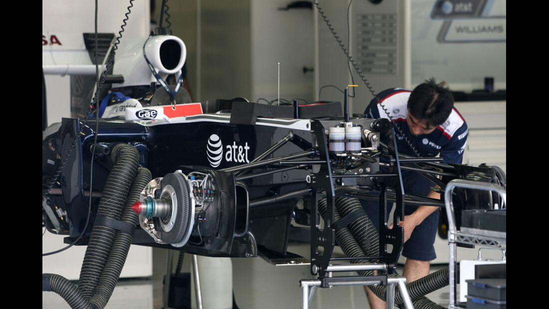 Williams GP Europa 2011