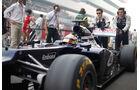 Williams GP Indien 2012