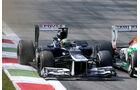 Williams GP Italien 2012