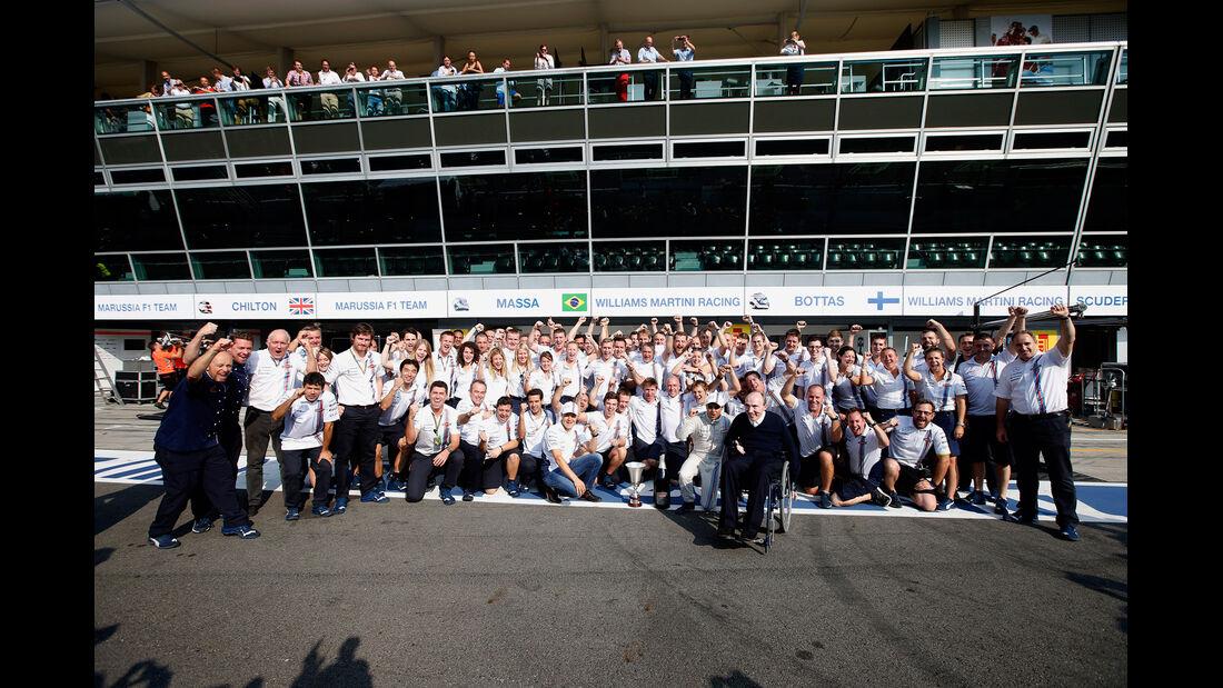 Williams - GP Italien 2014