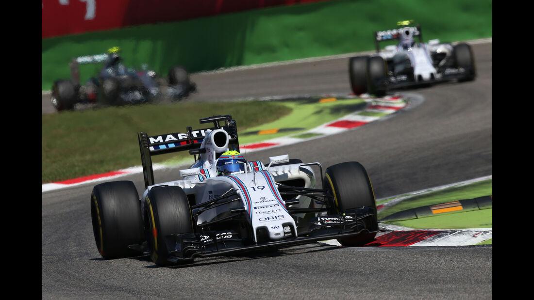 Williams - GP Italien 2015