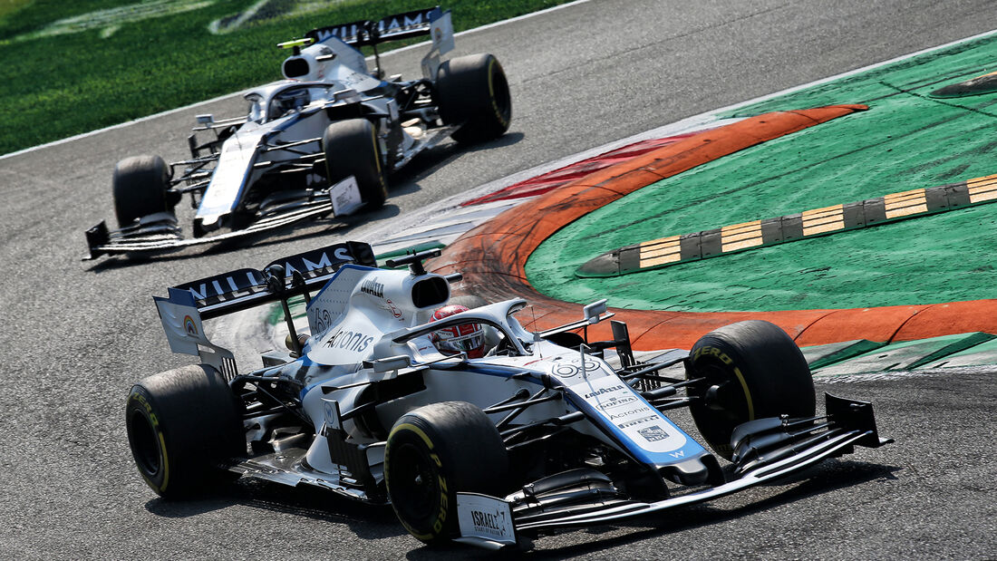 Williams - GP Italien 2020