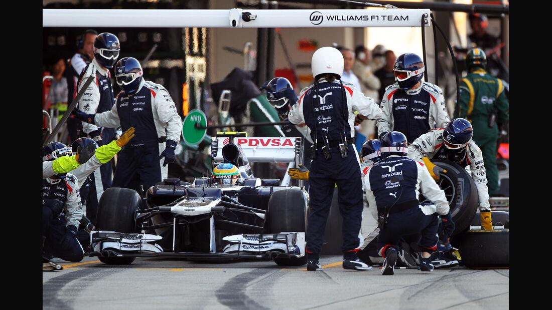Williams GP Japan 2012
