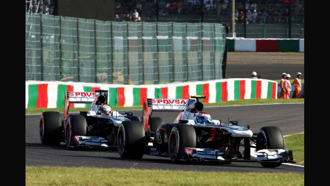 Williams GP Japan 2013