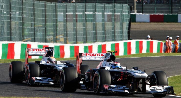 Williams GP Japan 2013