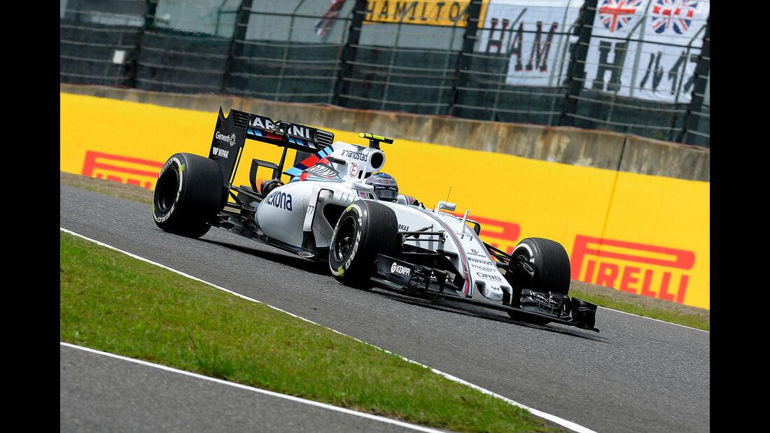 Williams - GP Japan 2015