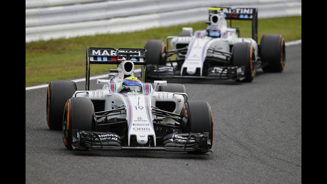 Williams - GP Japan 2016