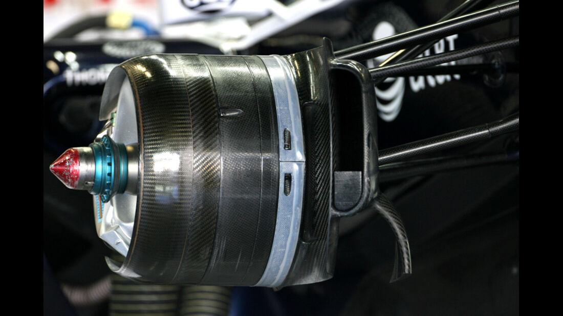 Williams - GP Japan - Suzuka - 6. Oktober 2011