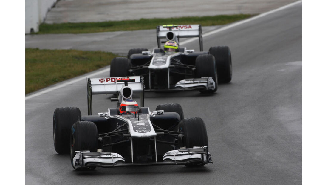 Williams GP Kanada 2011