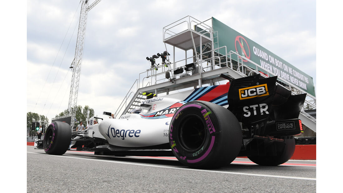 Williams - GP Kanada - Formel 1 - 2017