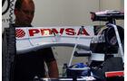 Williams - GP Kanada - Formel 1 - 7. Juni 2012