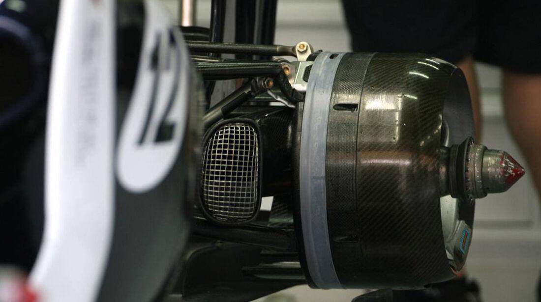 Williams - GP Malaysia 2011