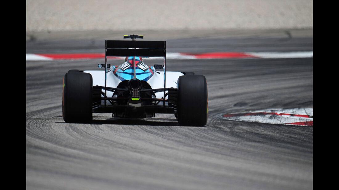 Williams - GP Malaysia 2015 - Kühlung