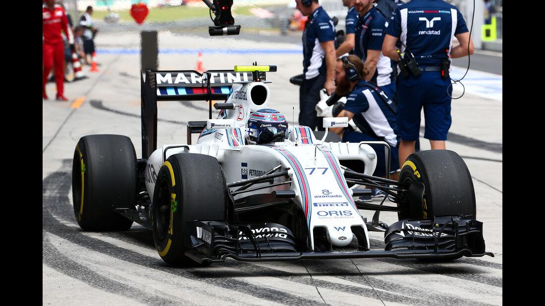 Williams - GP Malaysia 2016