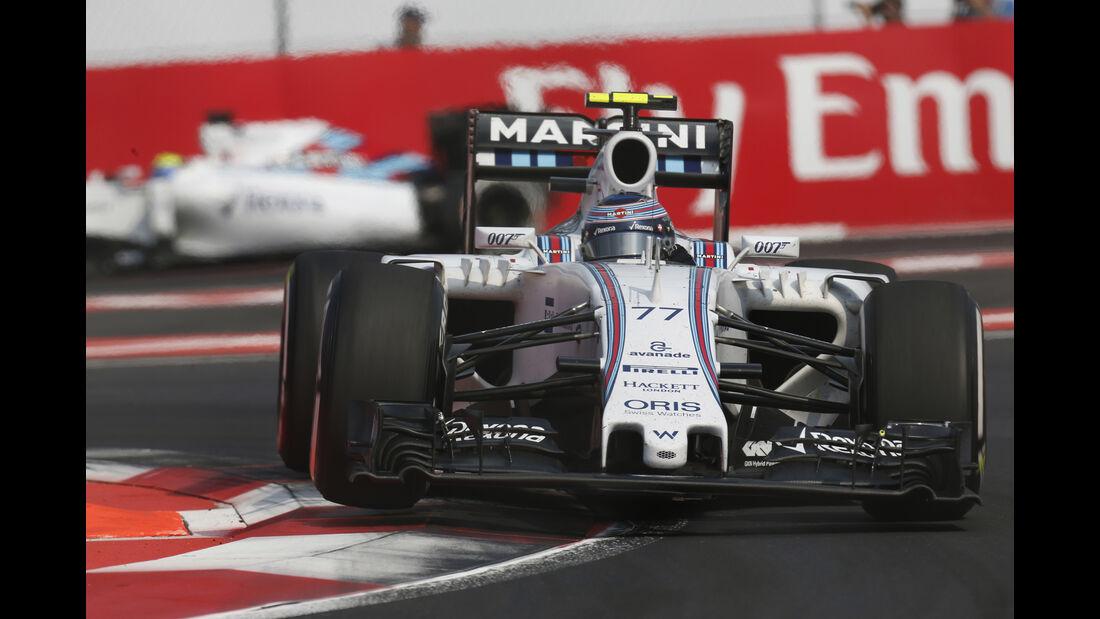 Williams - GP Mexiko 2015