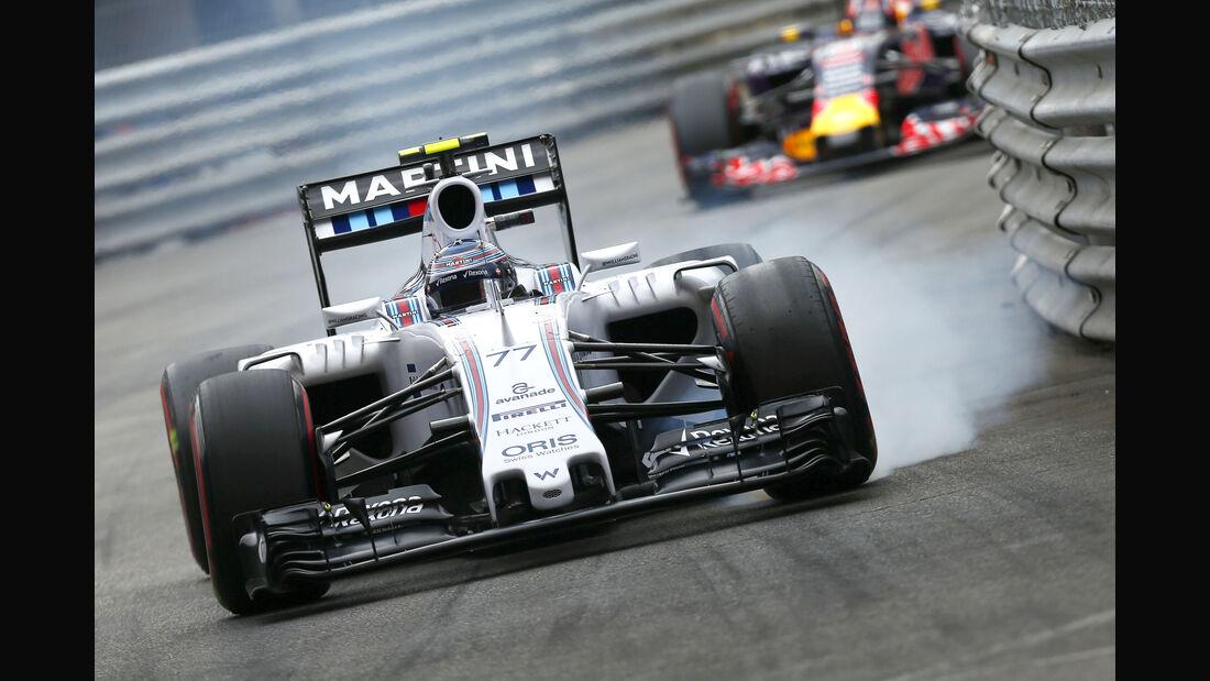 Williams - GP Monaco 2015