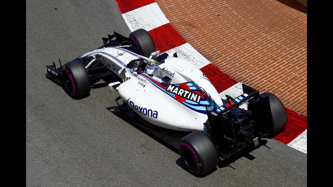 Williams - GP Monaco 2016