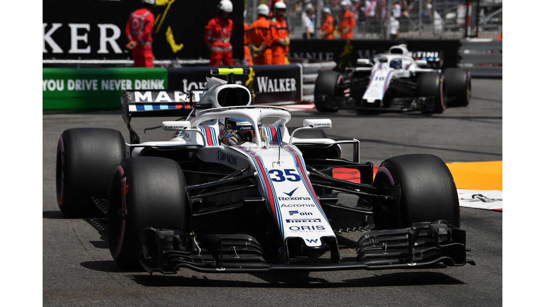 Williams - GP Monaco 2018