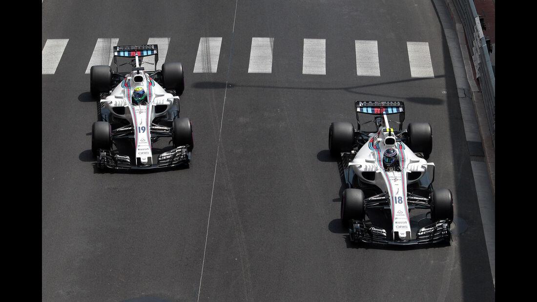 Williams - GP Monaco - Formel 1 - 2017