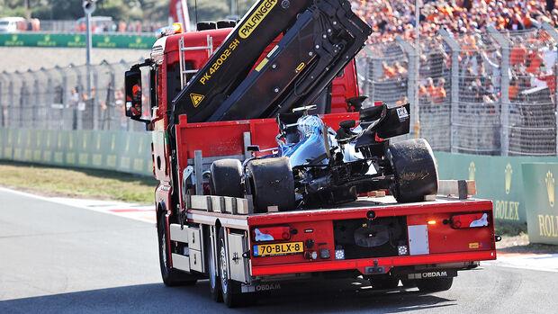 Williams - GP Niederlande 2021