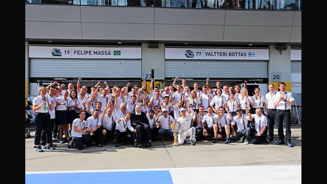 Williams - GP Österreich 2014