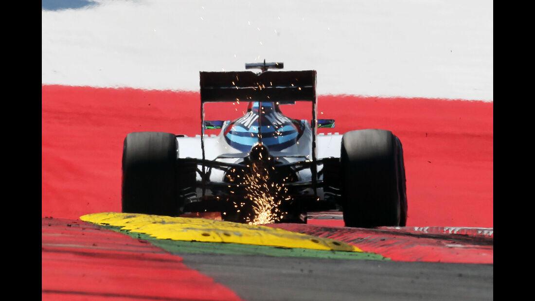 Williams - GP Österreich 2016