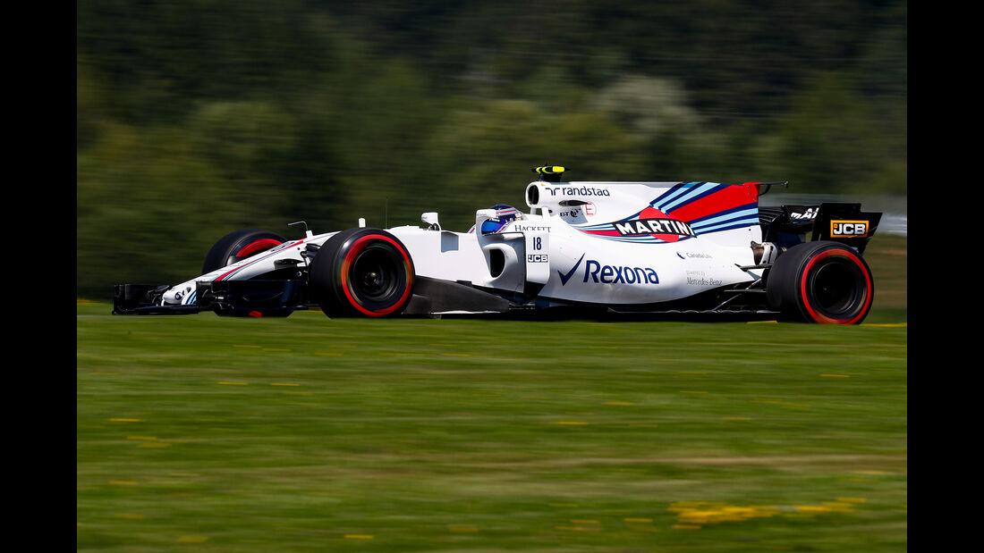 Williams - GP Österreich 2017