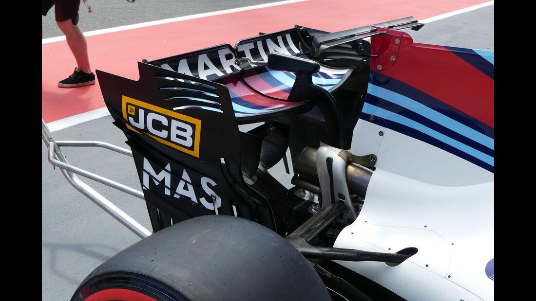Williams - GP Österreich 2017 - Spielberg - Formel 1 - Donnerstag - 6.7.2017