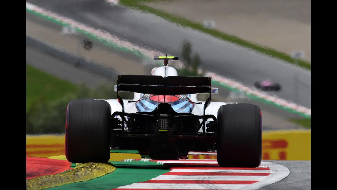 Williams - GP Österreich 2018