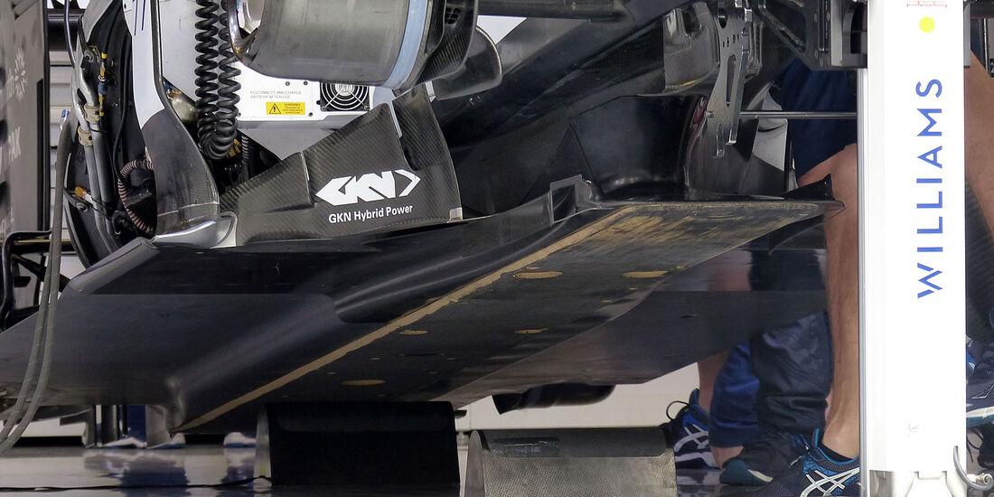 Williams - GP Österreich - Formel 1 - Samstag - 20.6.2015