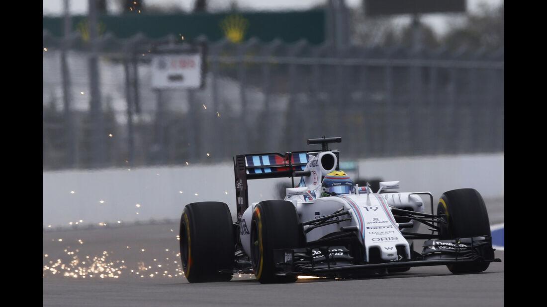 Williams - GP Russland 2015