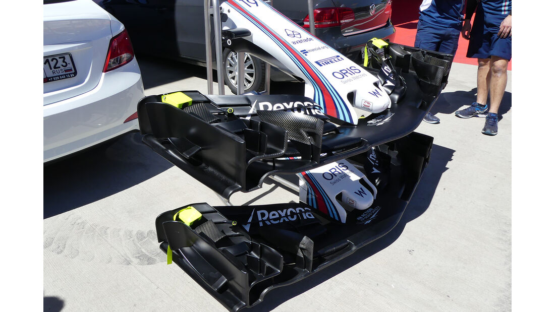 Williams - GP Russland - Sotschi - Formel 1 - 27. April 2017