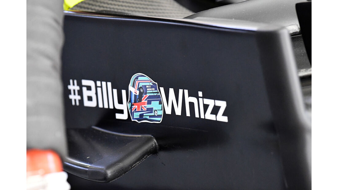 Williams - GP Russland - Sotschi  - Formel 1 - 28. April 2017