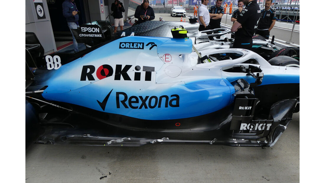 Williams - GP Russland - Sotschi - Formel 1 - Donnerstag - 26.9.2019