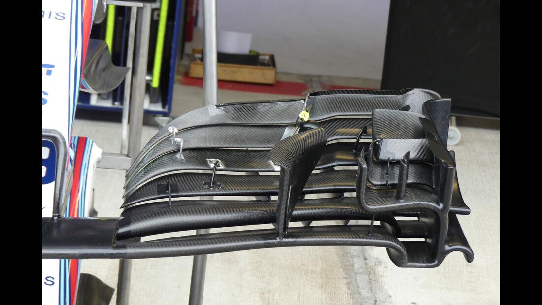 Williams - GP Russland - Sotschi - Formel 1 - Mittwoch - 26.09.2018
