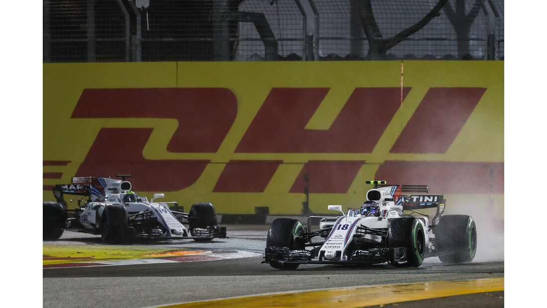 Williams - GP Singapur 2017