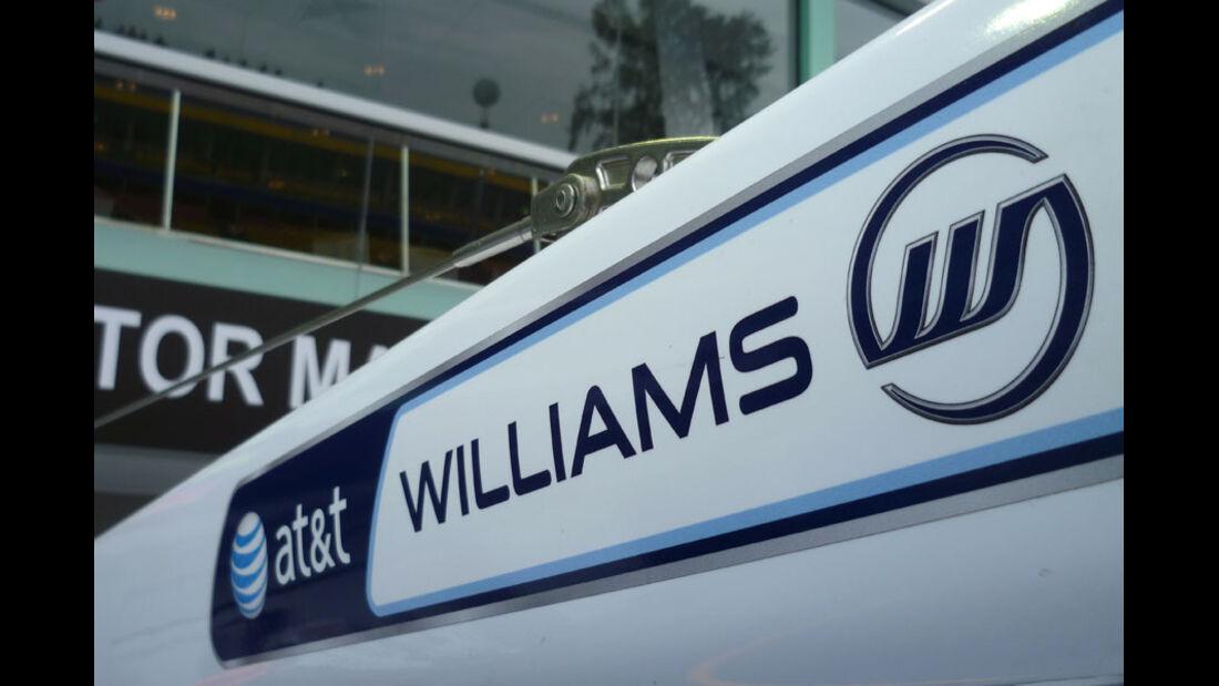 Williams - GP Singapur - 22. September 2011