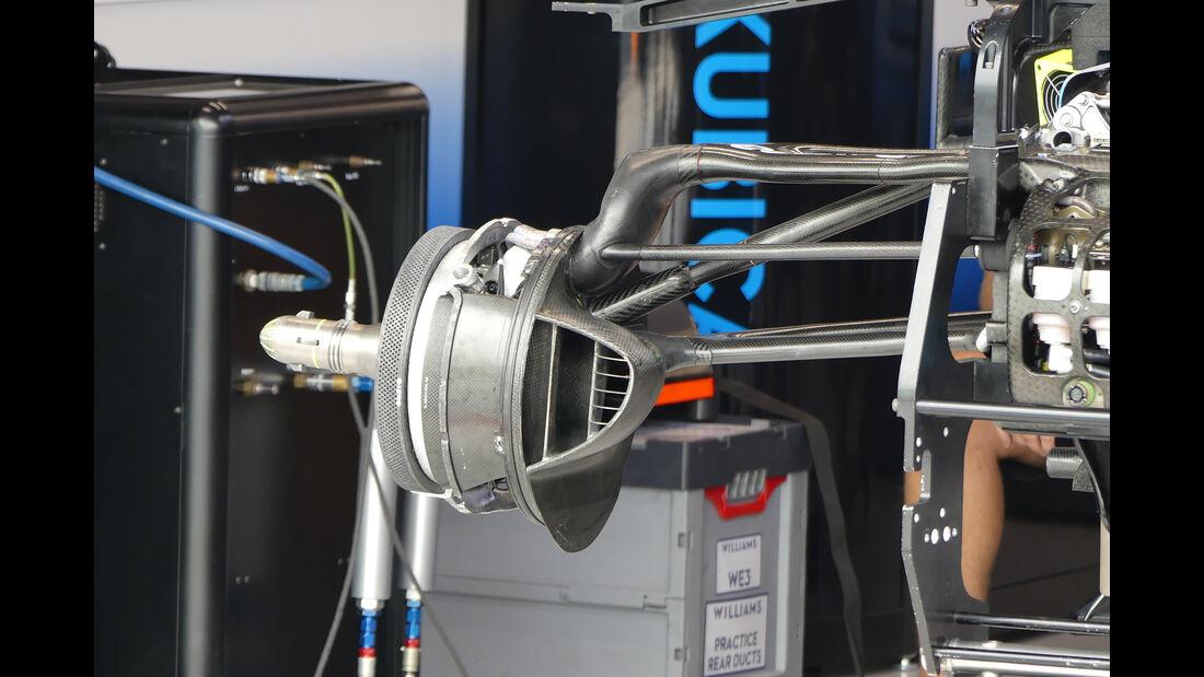 Williams - GP Singapur - Formel 1 - Donnerstag - 19.9.2019