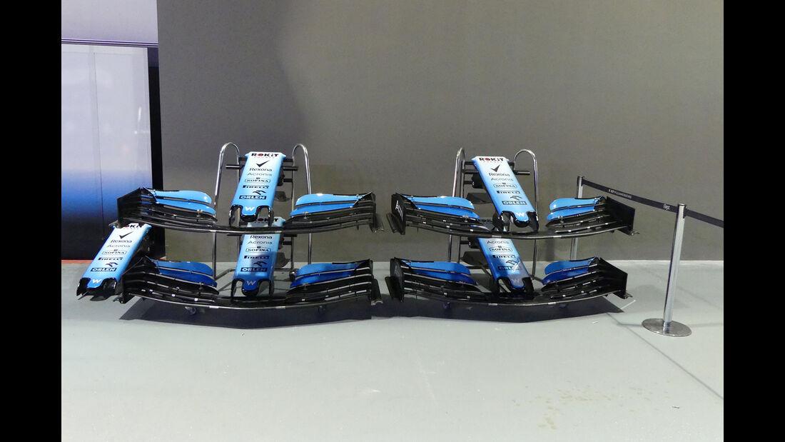 Williams - GP Singapur - Formel 1 - Mittwoch - 18.09.2019