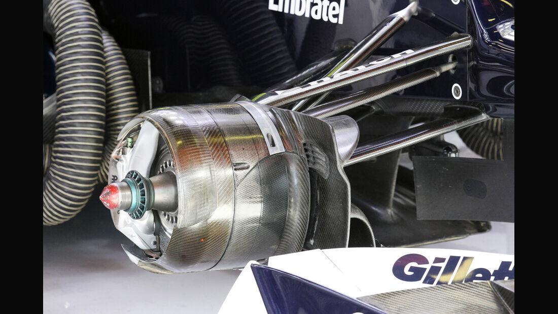 Williams - GP Spanien - 12. Mai 2012