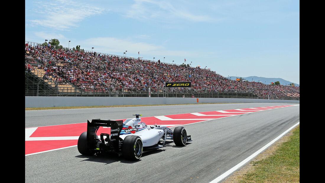 Williams - GP Spanien 2014