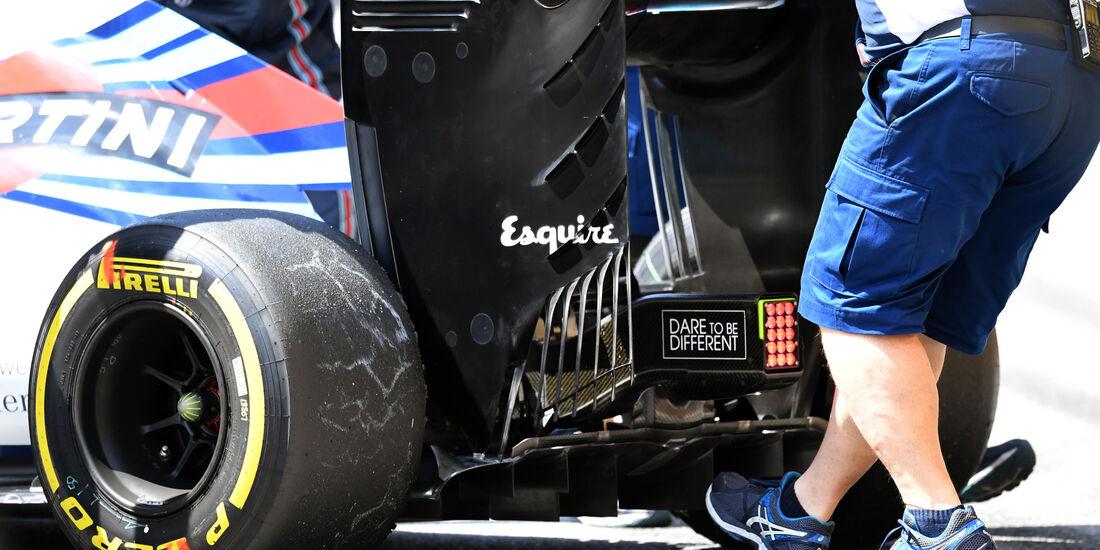 Williams - GP Spanien 2016 - Qualifying - Samstag - 14.5.2016