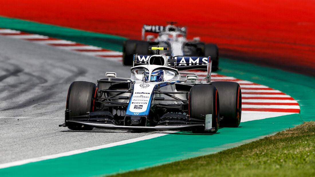 Williams - GP Steiermark - Österreich - 2020