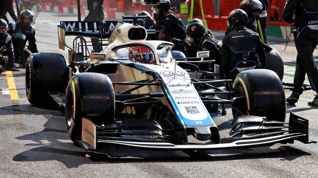Williams - GP Toskana - Mugello - Formel 1 - 2020
