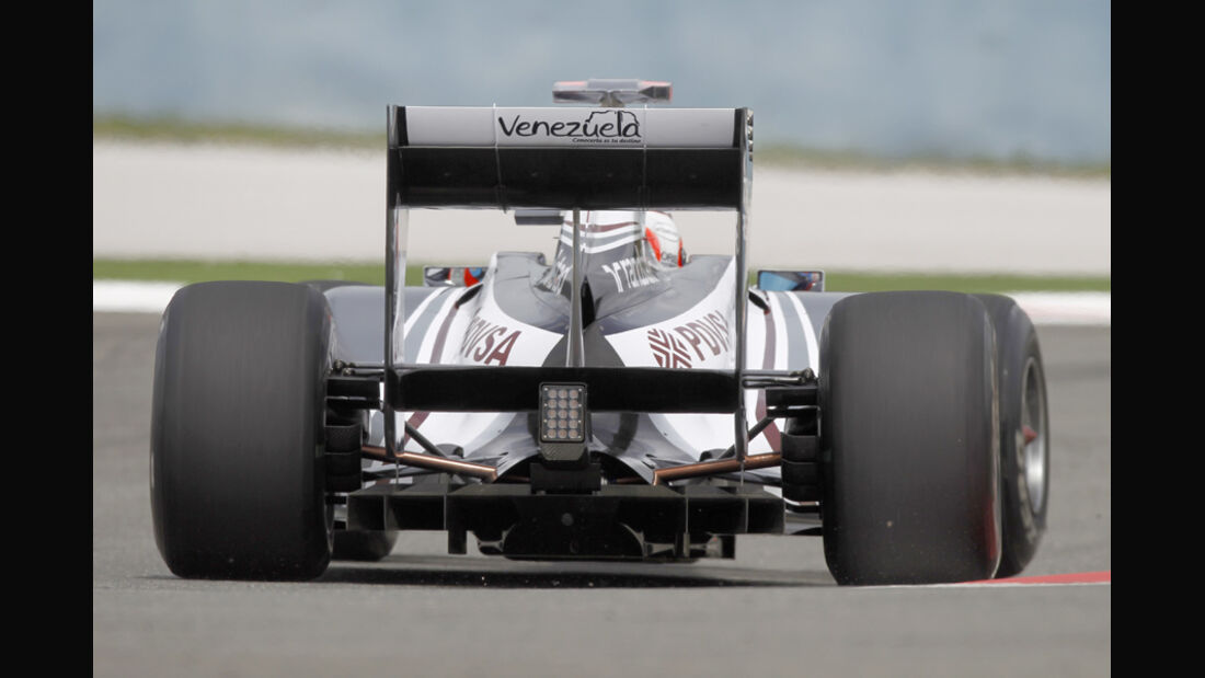 Williams GP Türkei 2011