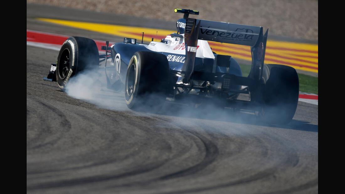 Williams - GP USA 2013